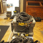 Eclairement - le matériel avant montage ! Credit Photo: Giorgia Valenti