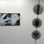 Oeuvres de Maurice Berger et Vincent Costarella. Crédit photo: Joseph Caprio
