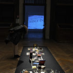 Installation de Christine Bouvier-Müh. Crédit photo: Joseph Caprio