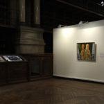 Oeuvres Vincent Costarella et Rossella Genovese. Crédit photo: Joseph Caprio