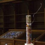 Oeuvres de Maurice Berger et Vincent Costarella dans l'exposition Les Nouveaux Mythes